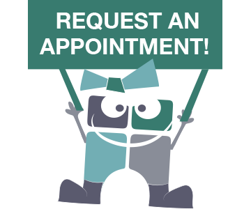 request an appointment GIRL